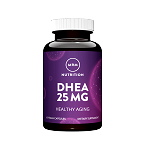 MRM Micronized DHEA 25mg 90 Caps Buy 3 Get 1 FREE, 4th bottle Auto Added to package.